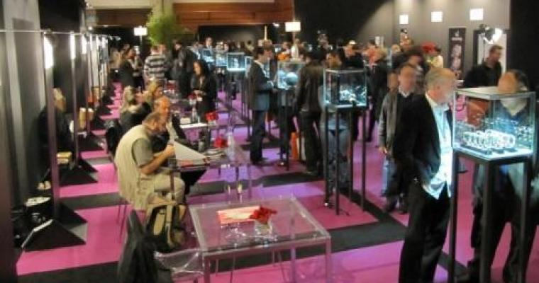 Belles Montres; The international exhibition of fine watches