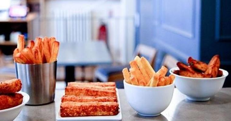Maison F, Taking French Fries To New Heights