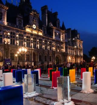 An exceptional Nuit Blanche in Paris