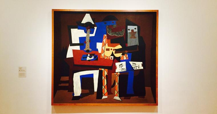 Exhibitions at the Picasso Museum