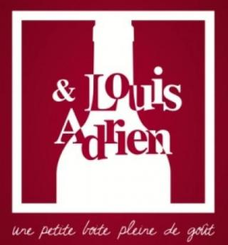 Taste delicious local products from a Louis & Adrien Box